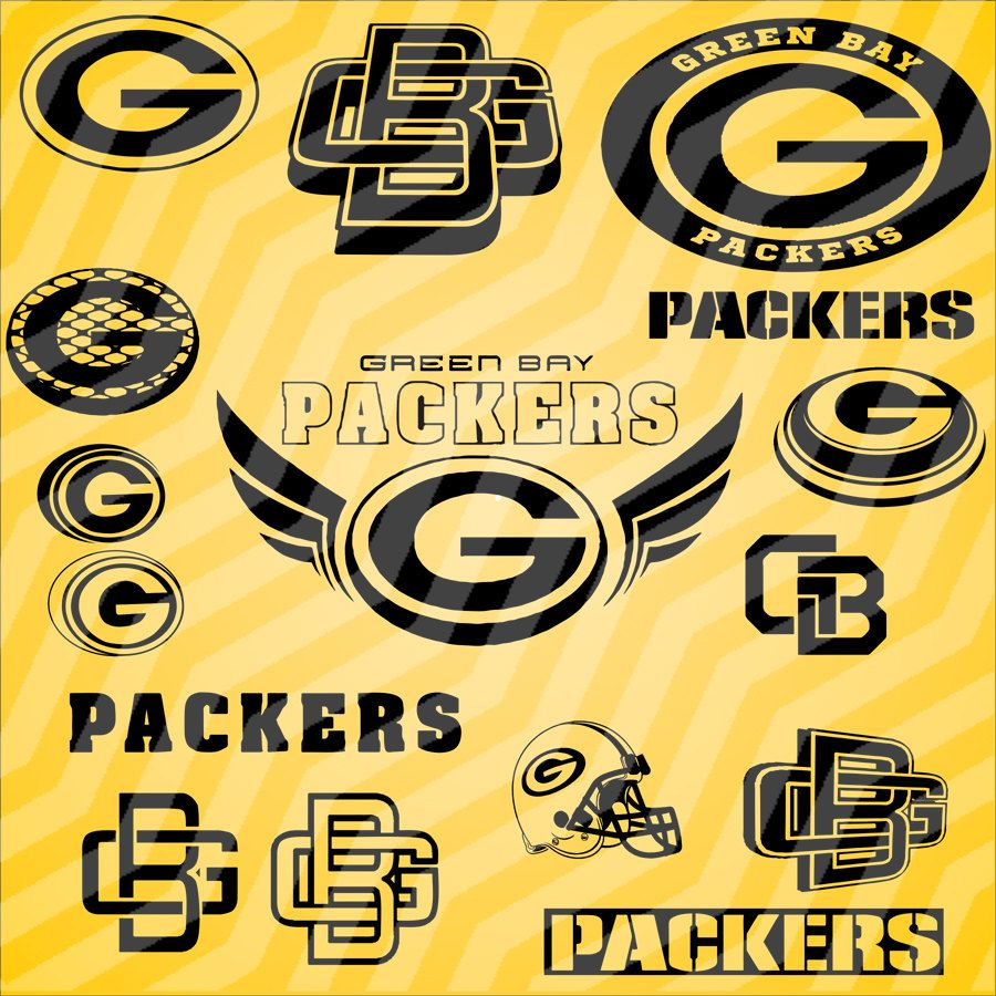 16 Green Bay Packer Vector Art Png Dxf Svg In 1 Zip File Green Bay Packers Funny Green Bay Packers Green Bay Packers Crafts