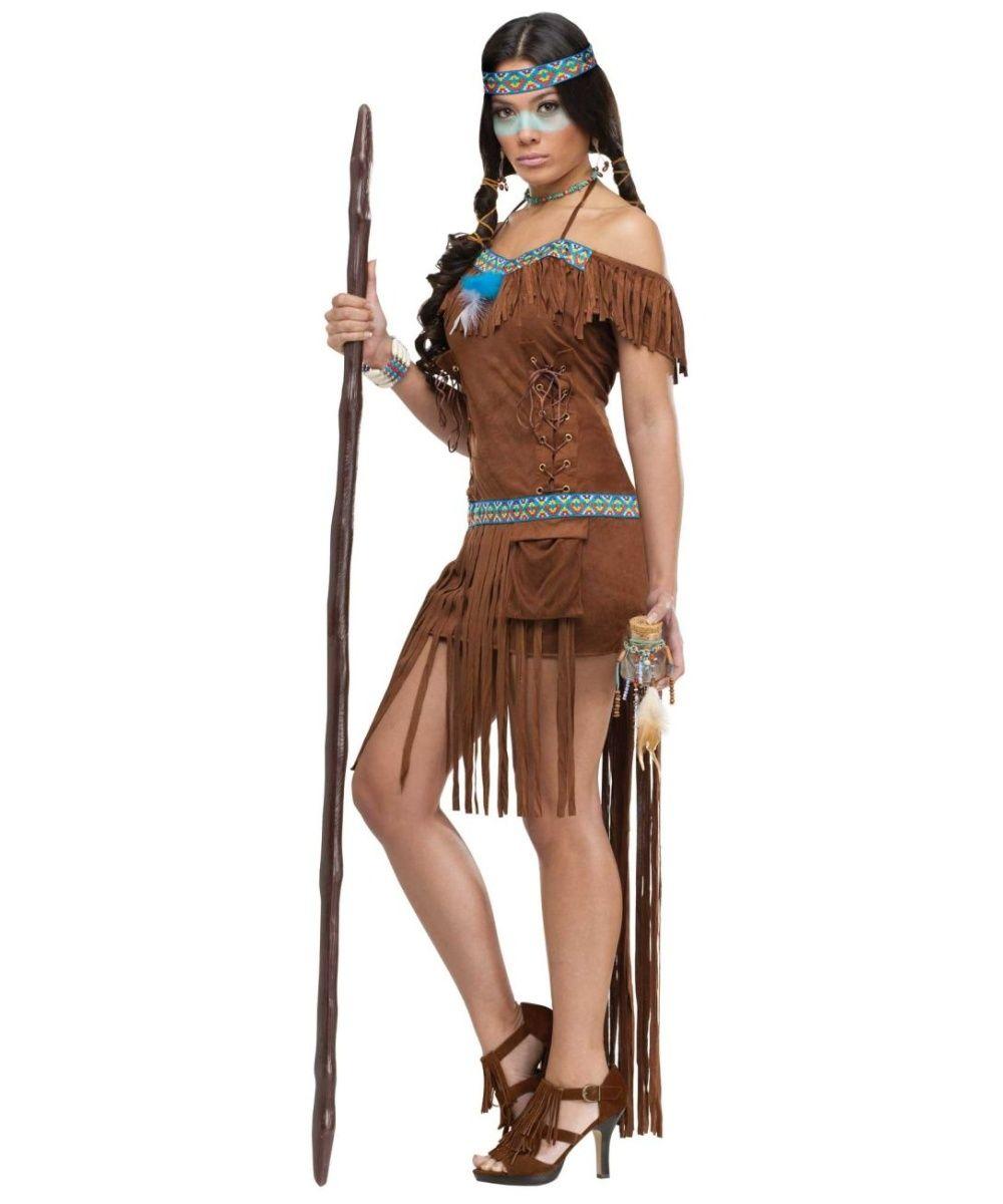 medicine woman indian halloween costume - Halloween Native American Costumes