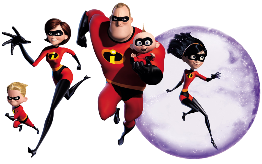 Cartoon Characters The Incredibles Png Disney Incredibles Senhor Incrivel The Incredibles