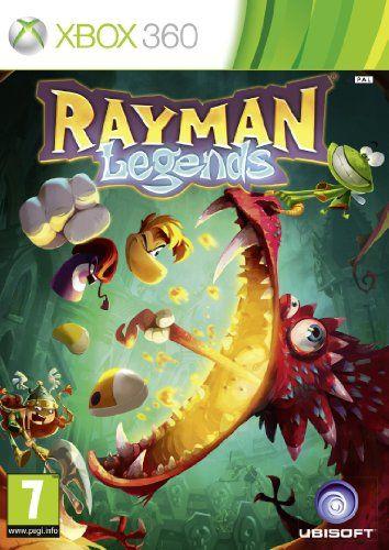 Rayman Legends Xbox 360 Rayman Legends Wii U Xbox One Games