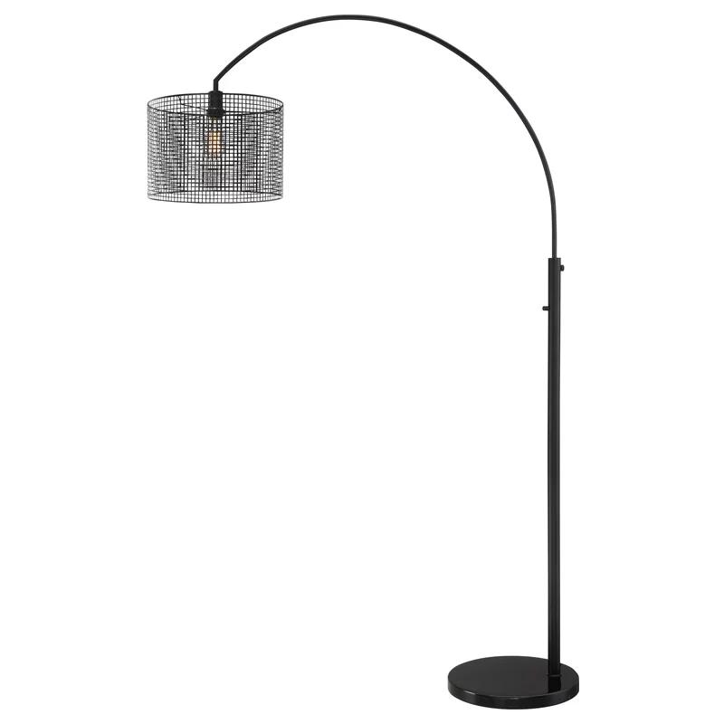 Elle 79 5 Quot Arched Floor Lamp Arched Floor Lamp Energy