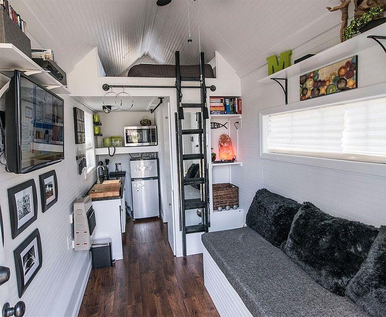 Decoracion Apartamentos Pequenos Cincuenta Ideas Colombia Casa Moderna Pequena Vivir En Casa Pequena Decoracion Para Casa Pequena