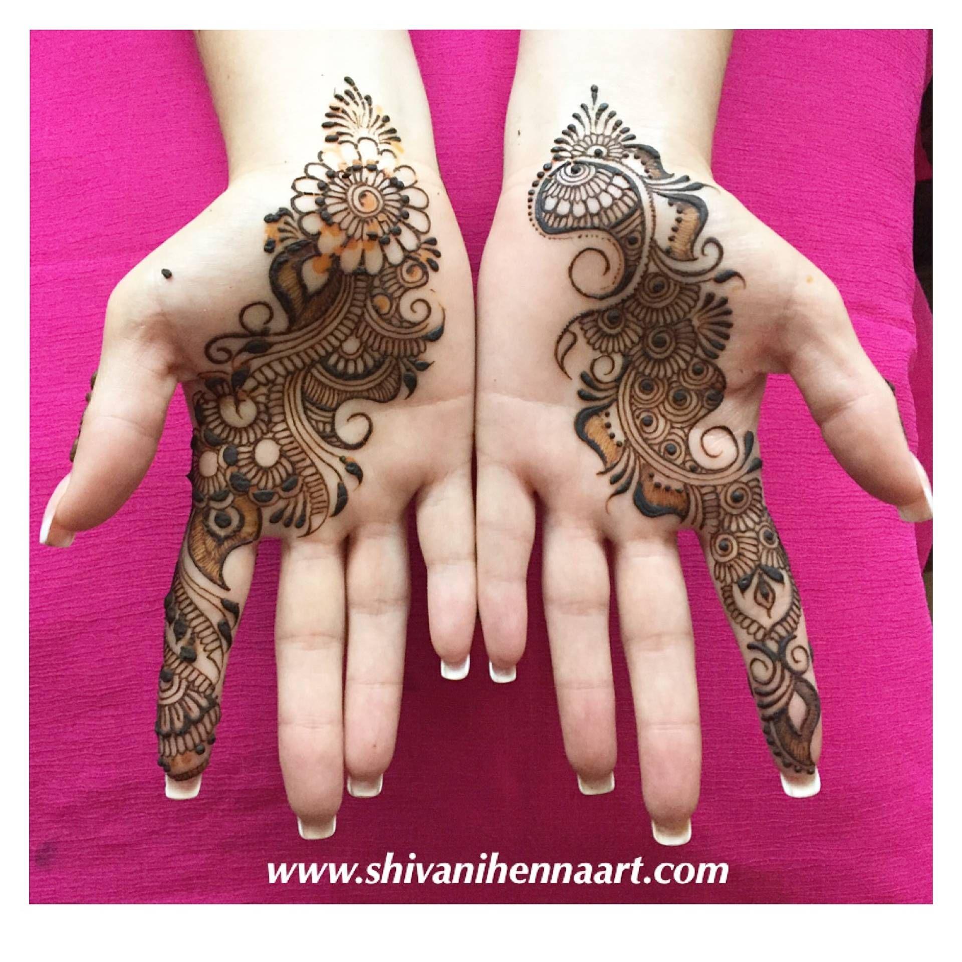 brton mehndi services by shivani bridal henna services