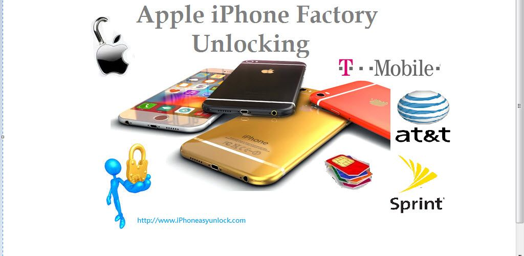 Official Permanent IMEI unlock. Supports iPhone models 7