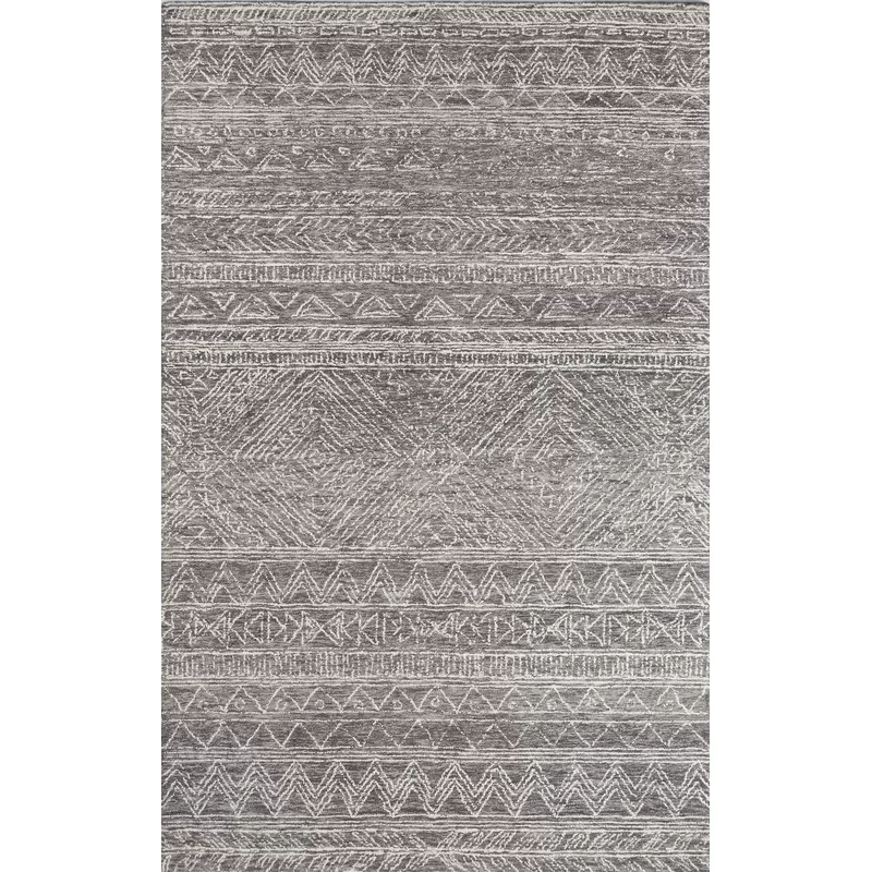 Gallager Hand Hooked Wool Gray Area Rug Reviews Joss Main Wool Area Rugs Area Rugs Rugs