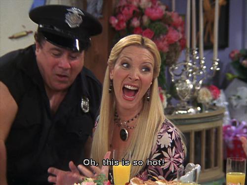 Friends - Phoebe's Bridal Shower