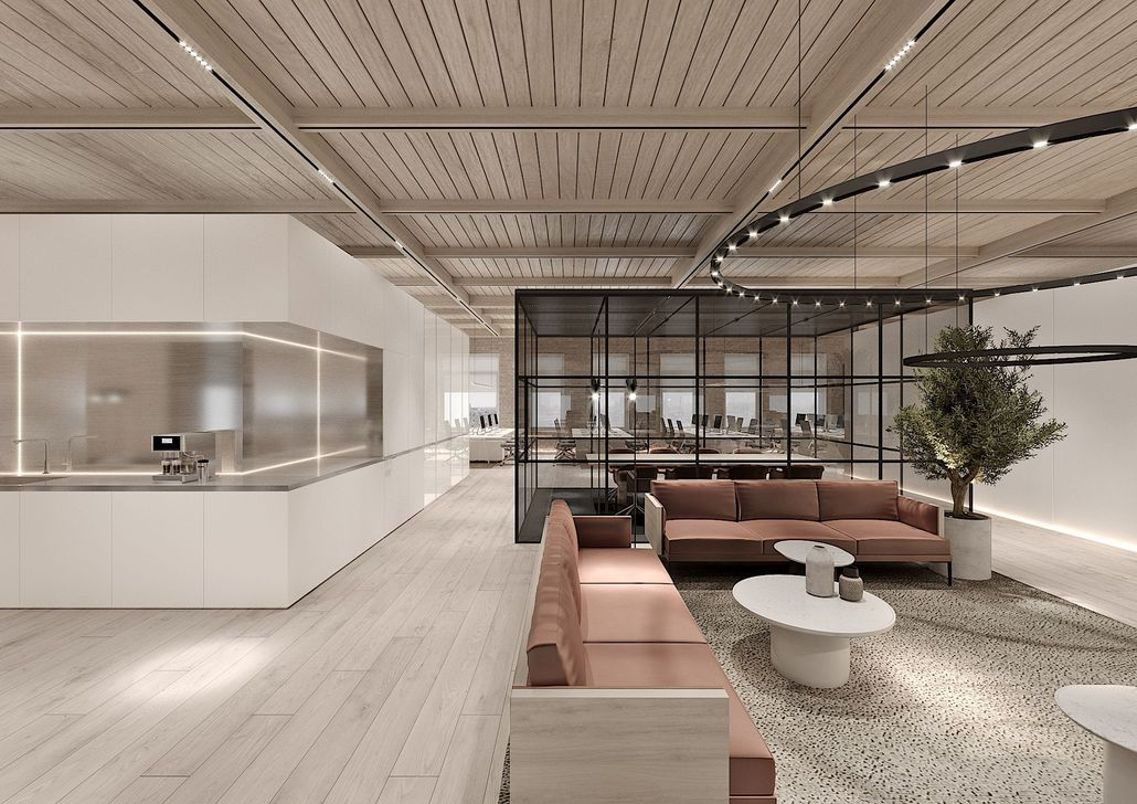 31 Amazing Open Ceiling Office Design Ideas   Design ...