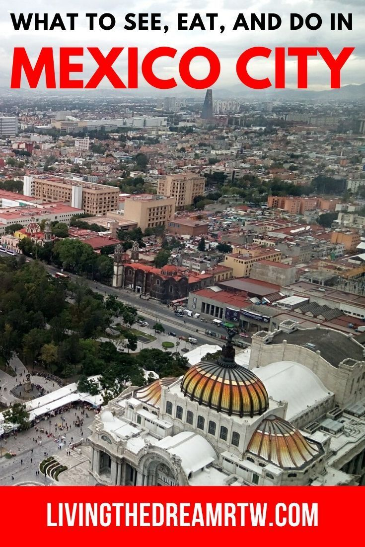 Need help in planning what to do in Mexico City (be it what to see, drink, eat, or experience)? This guide has some options to help get you started!  #mexicocity #mexico #northamerica #travel #travelguide #restaurants #dining #attractions