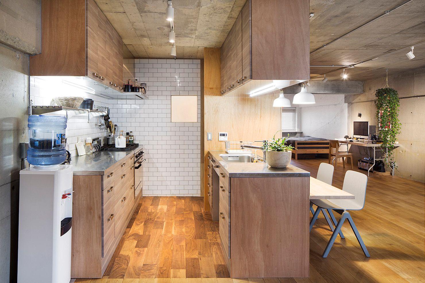 セパレートキッチンで使いやすく楽しめるキッチンに その魅力まとめ集 Kitchen Interior House Interior Kitchen
