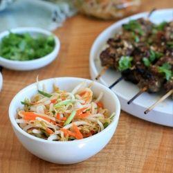 Gluten Free Vietnamese pickled bean sprouts.