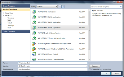 Mvc 4 Razor Crud Operation Using C Asp Net Mvc 4 Application To Create Insert Read Update Delete And Search Data Services Entity Framework Web Application