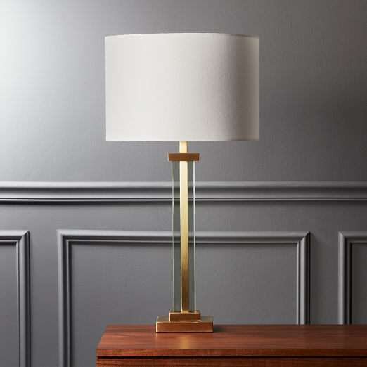 Modern Table Lamps Cb2 Brass Table Lamps Table Lamp Modern Table Lamp