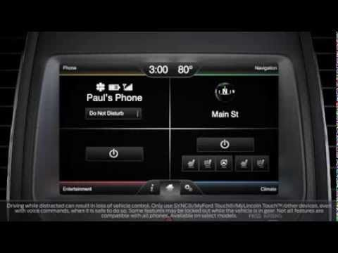 What Is Ford Sync Heiser Ford Lincoln In Glendale Wisconsin Can