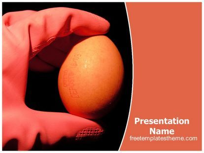 Download #free #Poultry #Egg #PowerPoint #Template for your