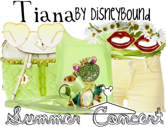 Tiana - Princess and the Frog
