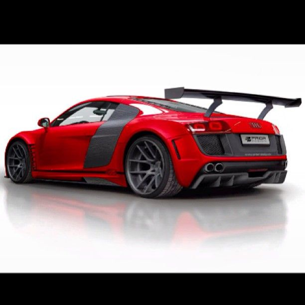 Prior Design Shows Off Their GT3-inspired Audi R8 GT850