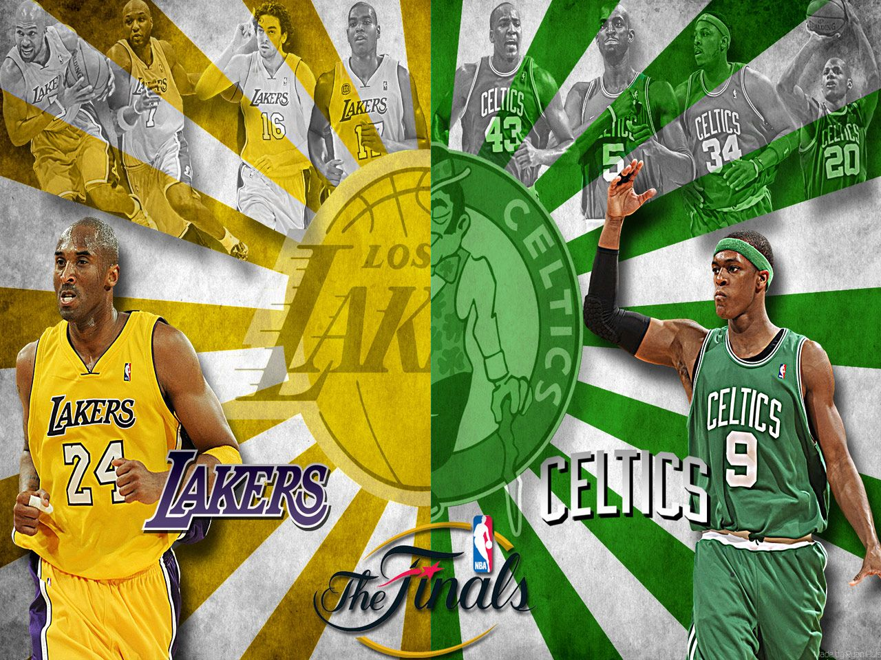 Nba Nba Finals 2010 Celtics Vs Lakers Photo Lakers Vs Lakers Vs Celtics Nba Finals