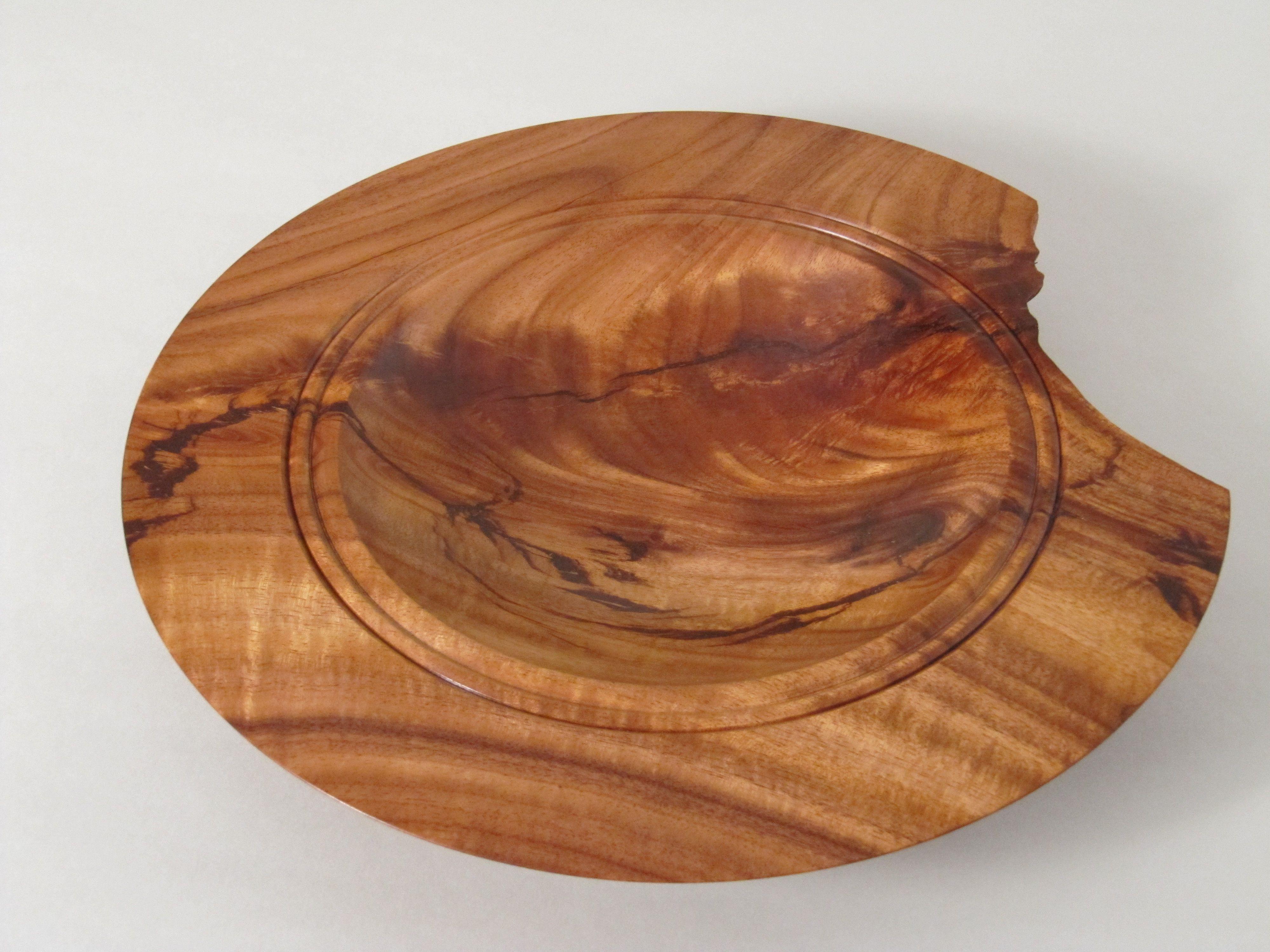 Formosa Koa Rocking Bowl Wood Turner Wood Bowls Wood Lathe