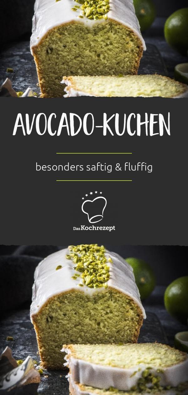 Avocado-Kuchen -