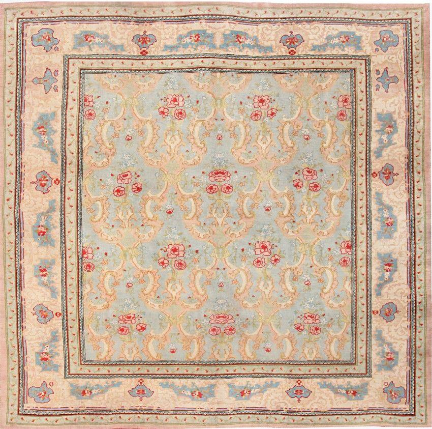 Antique Hereke Turkish Rug 47043 Nazmiyal - By Nazmiyal http://nazmiyalantiquerugs.com/antique-rugs/hereke/antique-hereke-turkish-rug-47043/