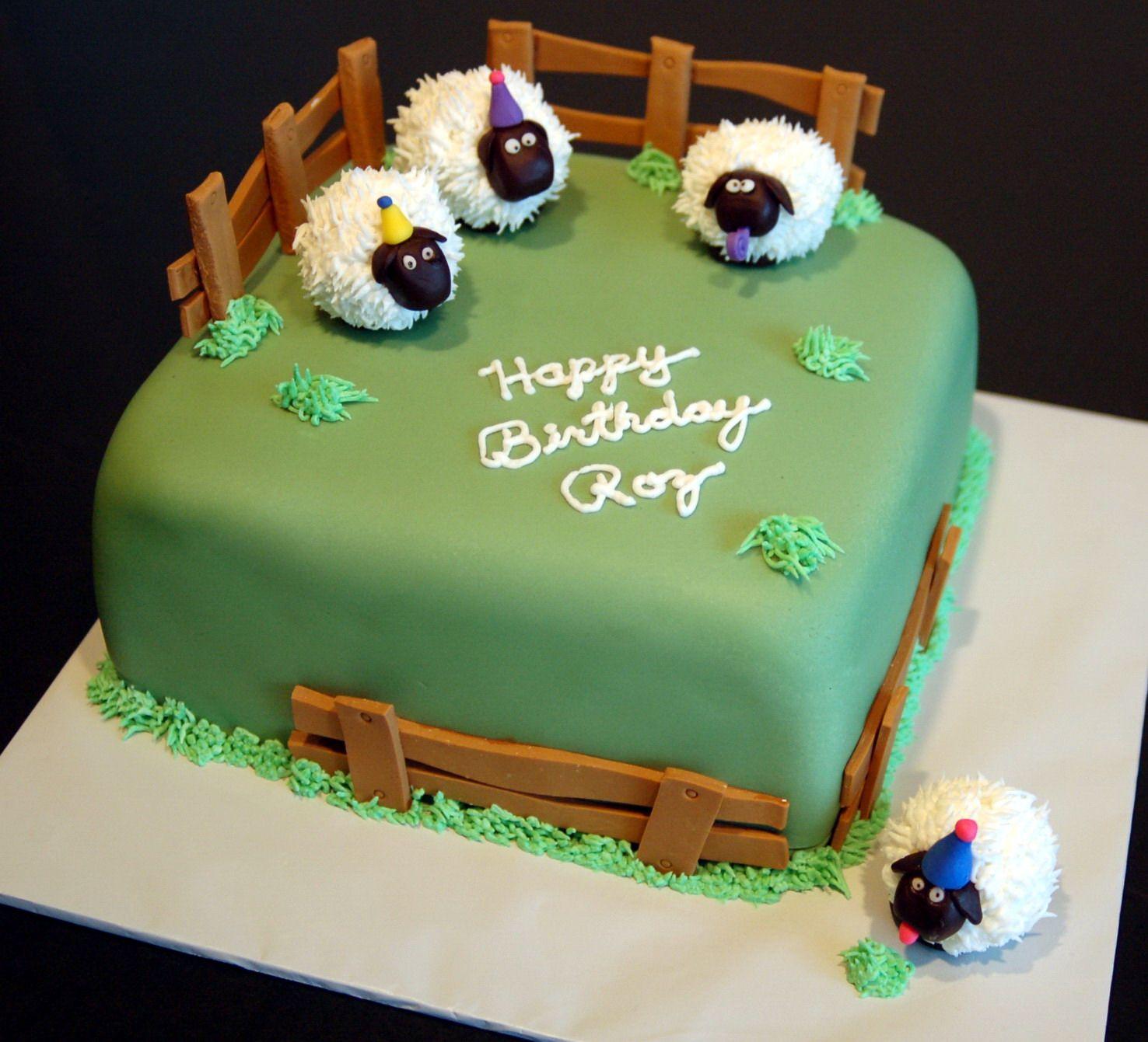 Birthday Cakes Sleaford