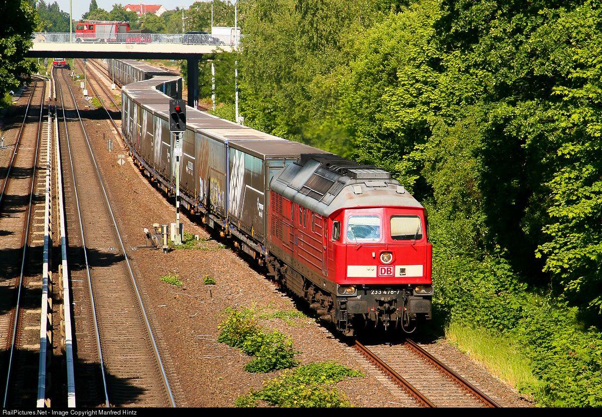 Photo 233 4787 Deutsche Bahn AG 233 at
