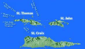 rsultats de recherche dimages pour map us virgin islands