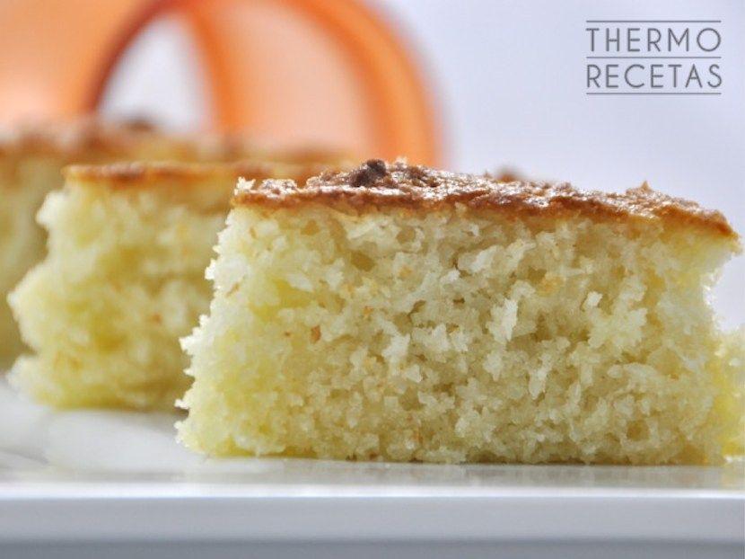 Keto Cake Recipe Thermomix: Bizcocho De Coco Sin Gluten