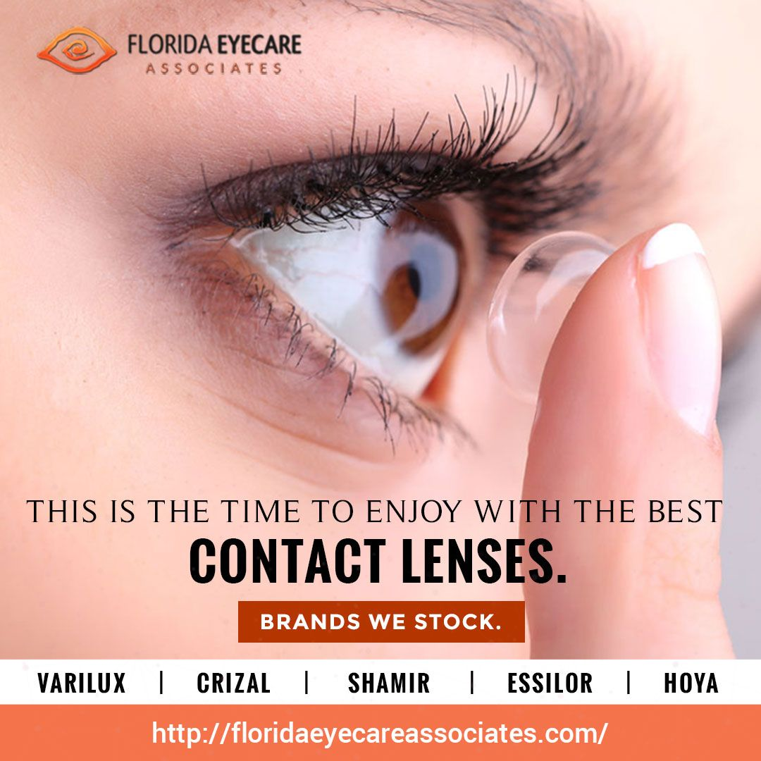 Get Connected With Us At Florida Eye Care Associates To Discover