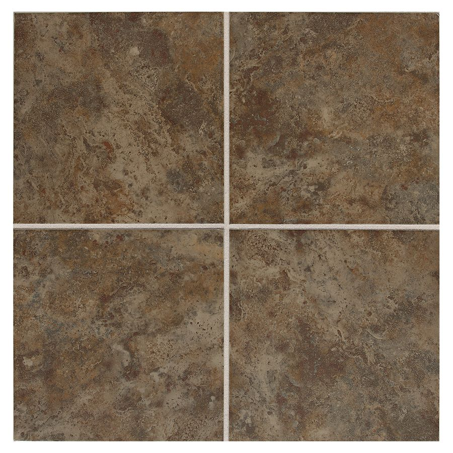American Olean Belmar Pack Olive Ceramic Floor And Wall Tile - American olean bellaire earth beige ceramic floor tile