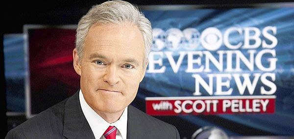 Critic S Notebook With Scott Pelley It S News Front And Center Broadcast News News Presenter News Anchor