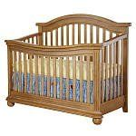 The #Vista #Elite Crib is beautifully crafted and stylish, with lots of great fluting details. Created exclusively for Babies R Us, this convertible crib features...