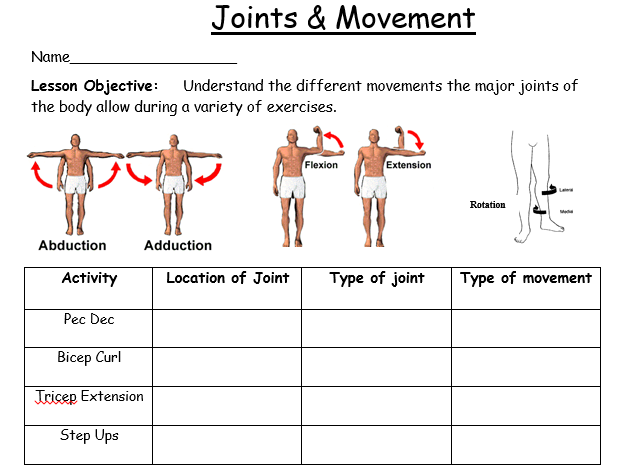 Ks3 Fitness Scheme Pack 14 Lessons Worksheets Pe