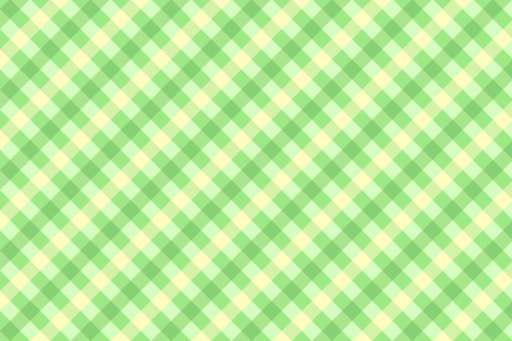Fairy Blossom Gingham fabric by sparklepipsi on Spoonflower - custom fabric