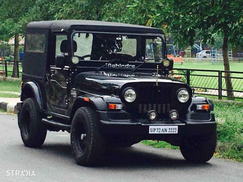 It Is An Army Mahindra Disposal Jeep Of My Grandfather Jeep