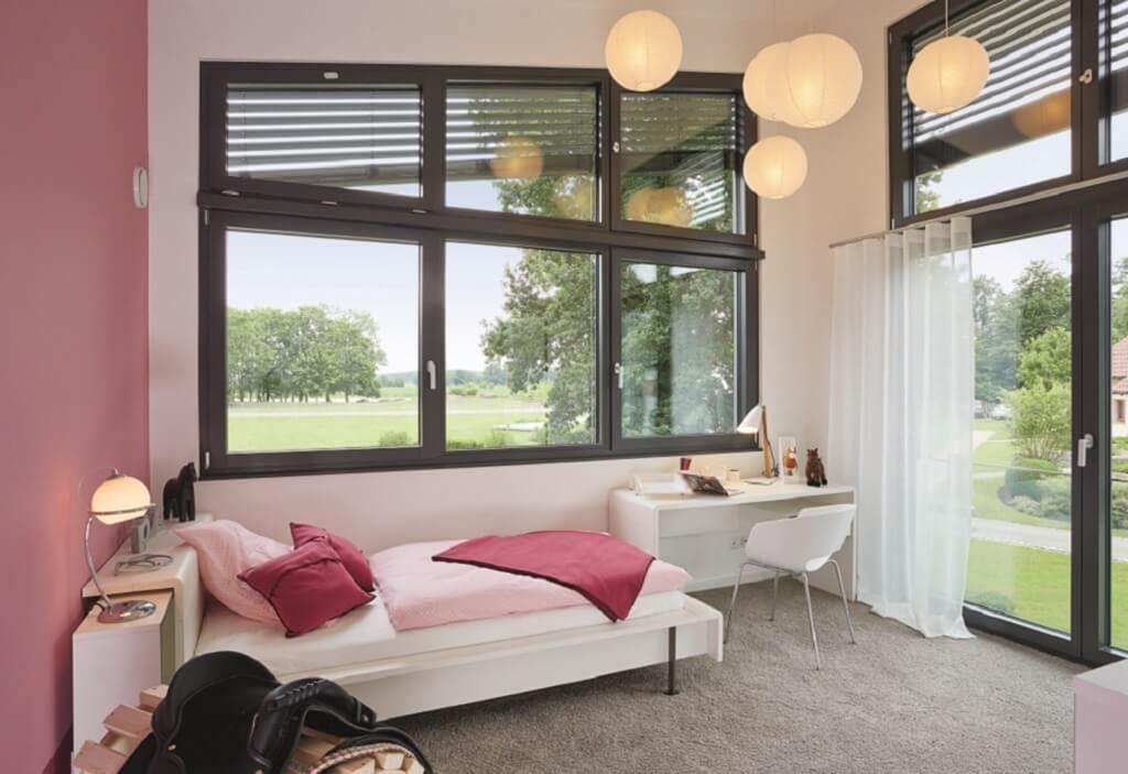Kinderzimmer Ideen Mädchen Wandgestaltung rosa - Inneneinrichtung - inneneinrichtung