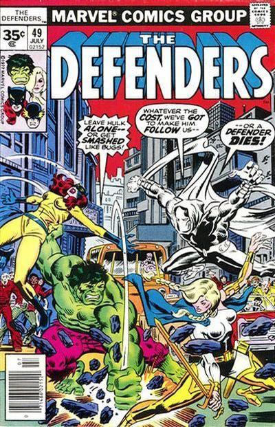 Defenders # 49 by Al Milgrom