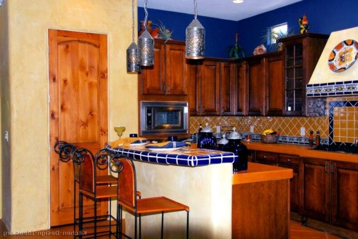 Awesome Modern Mexican Kitchen Decorations Ideas Spanish Mexican