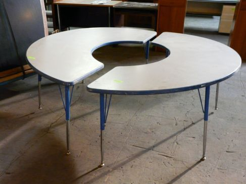 Are Circular Desks Readily Available For The General Consumer . Awesome Design