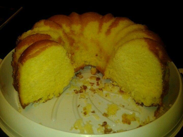 Recipes Lemon Pound Cake Scratch: Lemon Pound Cake (from Scratch)