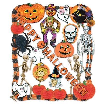 Halloween Decorating Kit Cheap Halloween Party Ideas Pinterest - halloween decorations party