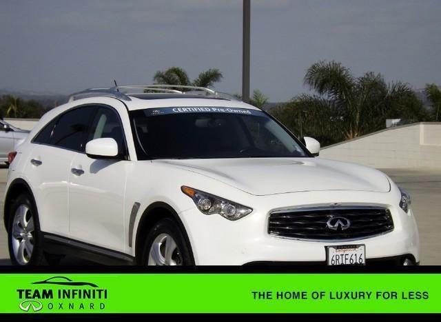2011 Infiniti FX35, 47,749 miles, $37,995.