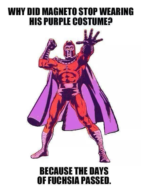 A little X-Men humour