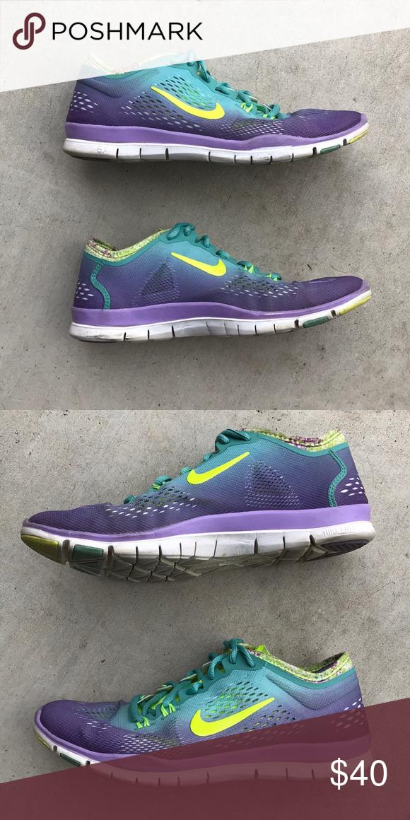 separation shoes b0b77 ae879 Nike Womens Free 5.0 TR FIT 4, Size 6.5 Nike Womens Free 5.0 TR FIT