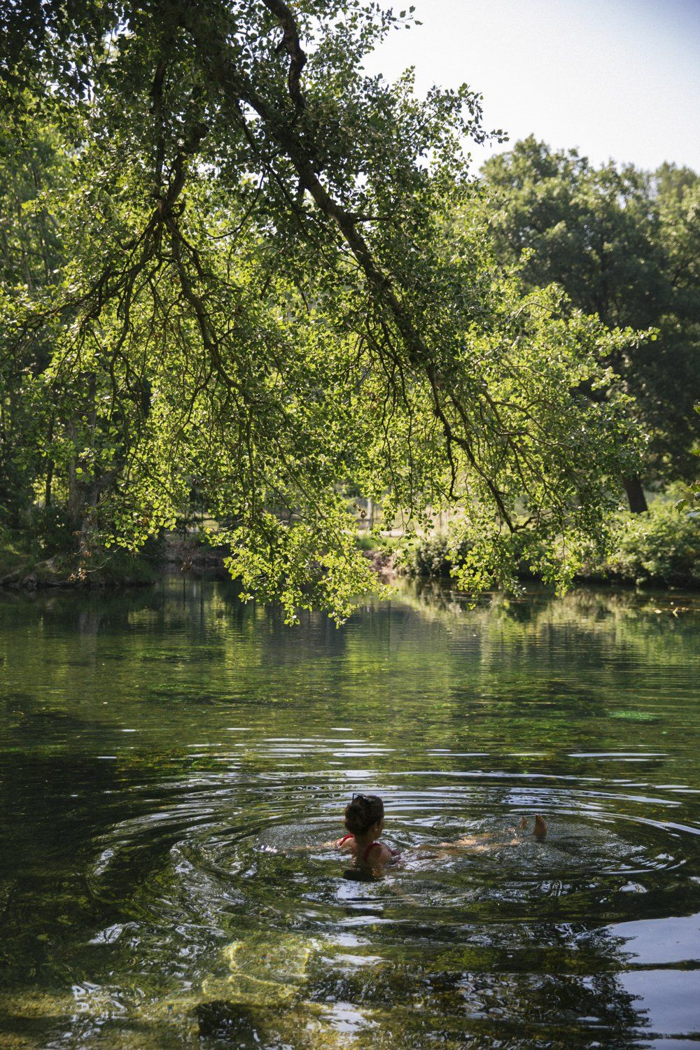Wild Swimming, Provence - The Londoner