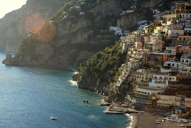 Amalfi Coast by Miki