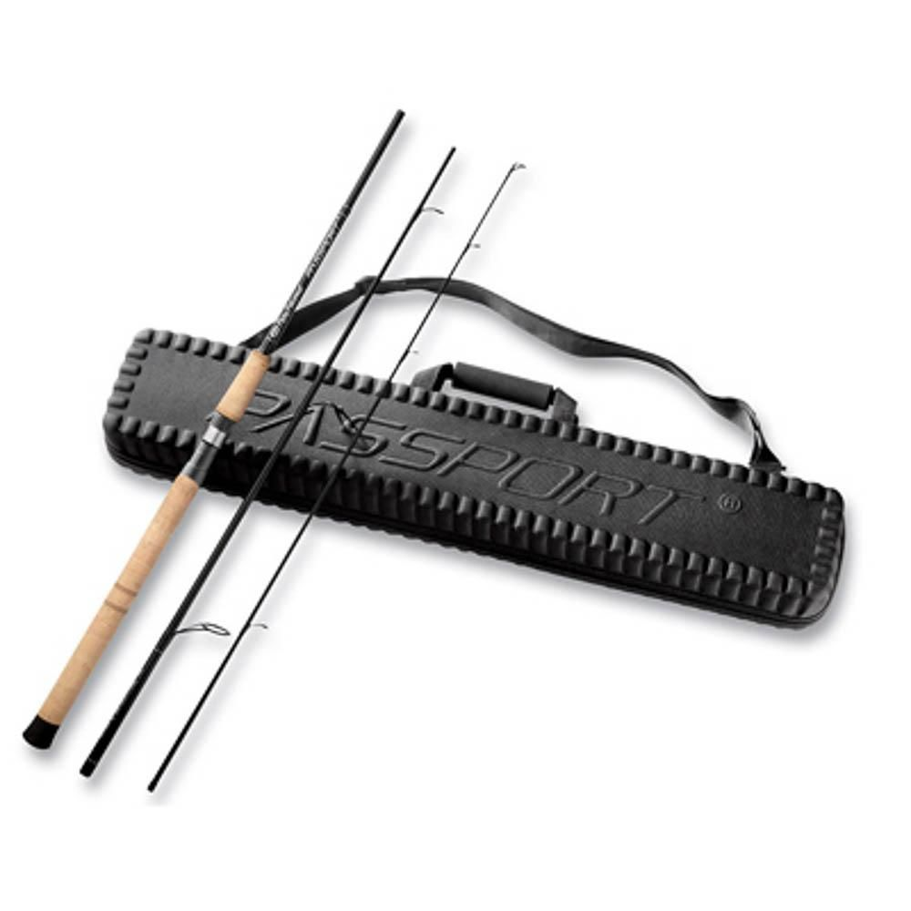Flying Fisherman 10 Lbs 17 Lbs 7 Ft Passport Travel Spinning Rod Includes Case P041 Spinning Rods Fishing Rod Bag Fishing Equipment