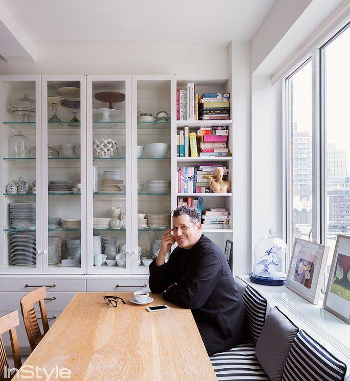 Sprawling N Y C Apartment, Isaac Mizrahi Furniture