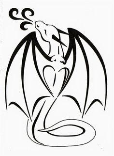 Drawing 2 On Pinterest Ivy Tattoo Dragon Tattoos And Dragon