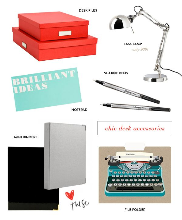 Beau Office Supplies Organization | Don T Let Your Stylish Self Be Hindered By  Boring Office Organizers ... | Office Space | Pinterest | Organizations,  Office ...